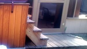 Enclosed Porch Detail